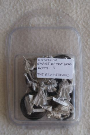 Westwind 28mm Empire Of The Dead EOTD-03 Holy Order Faction Starter Set